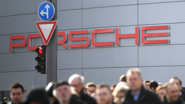 Porsche prüft weitere Modelle auf Test-Unregelmäßigkeiten