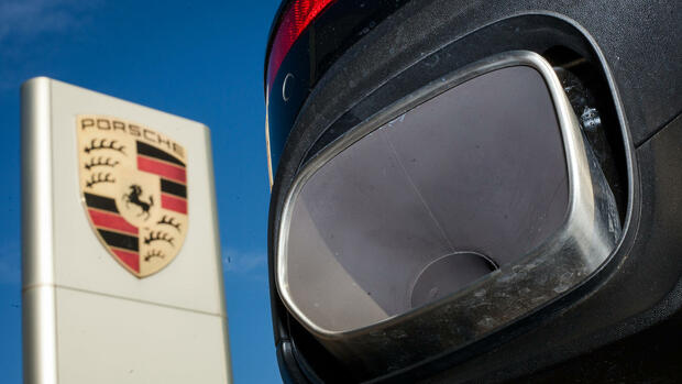 Auto: Behörde soll Diesel-Abgastechnik bei Cayenne untersuchen