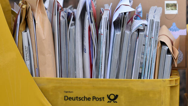 Post Streik Briefe