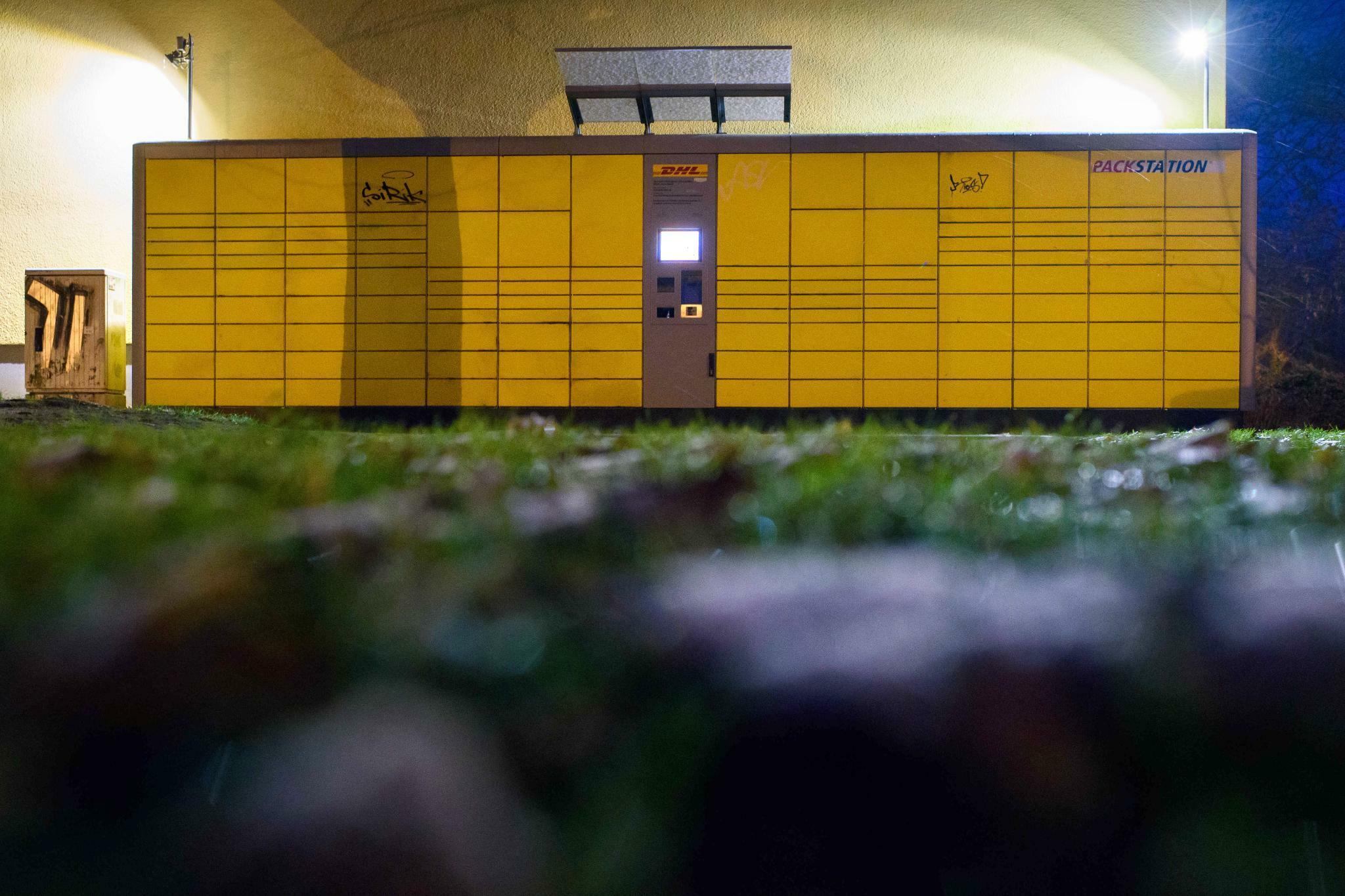 Packstation Karte Gesperrt.Amazons Schwachstelle Ist Die Dhl Packstation
