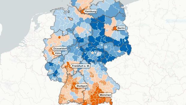 Immobilienpreise 2019 So Viel Kosten Immobilien In Ihrer Region