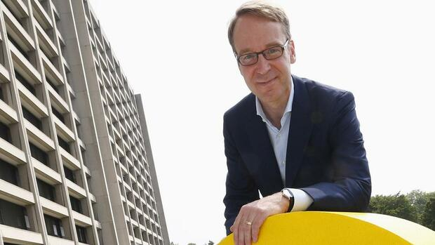 Bundesbank-Chef Jens Weidmann Quelle: REUTERS