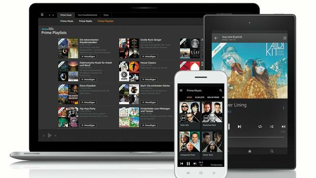 amazon prime music sorgt f r noch mehr wettbewerb beim streaming. Black Bedroom Furniture Sets. Home Design Ideas