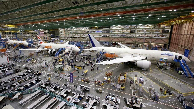 """Boeing drosselt 787-""""Dreamliner""""-Produktion weiter"""
