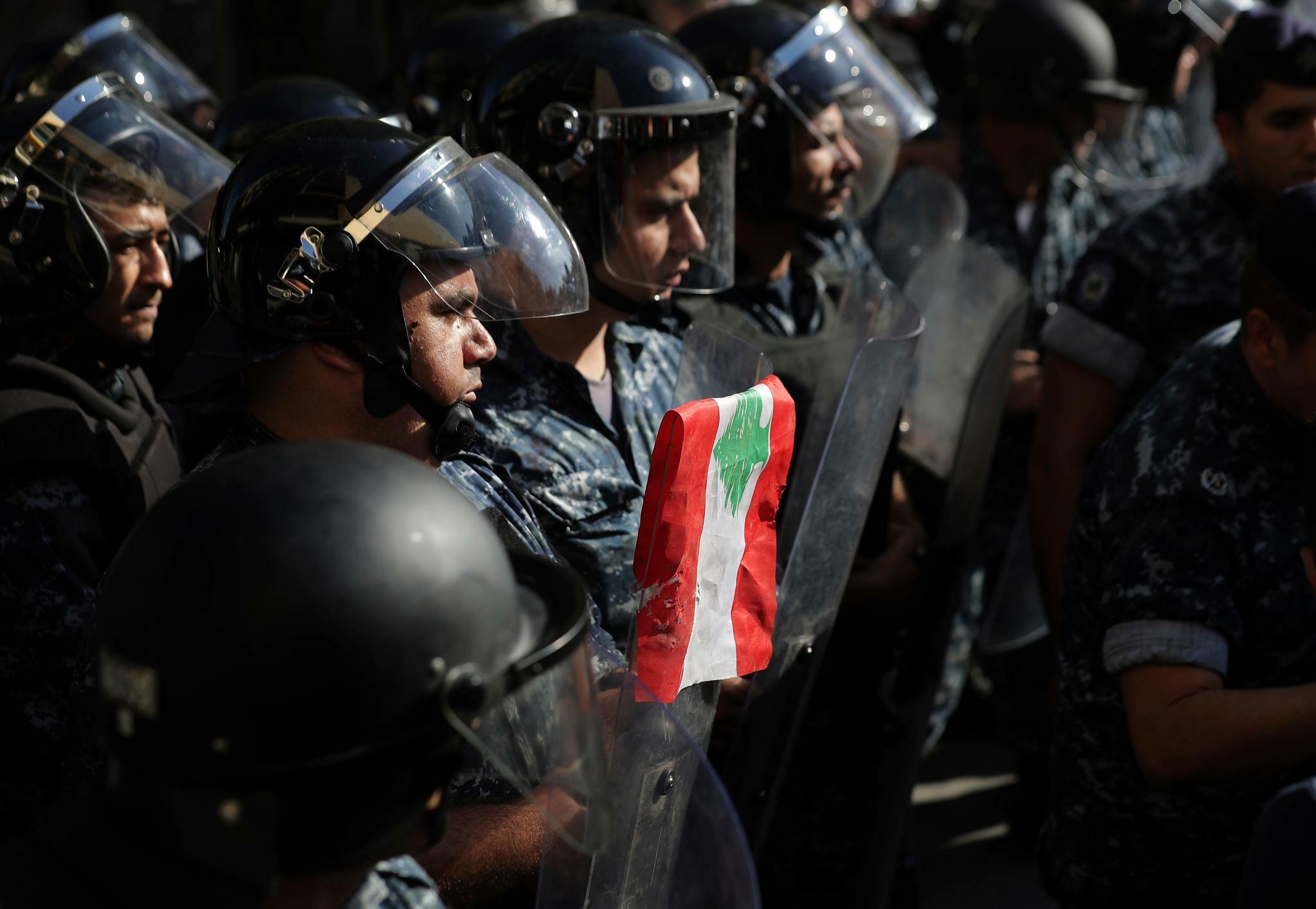 """Proteste: Finanzkrise im Libanon –""""Die Menschen haben Angst"""""""
