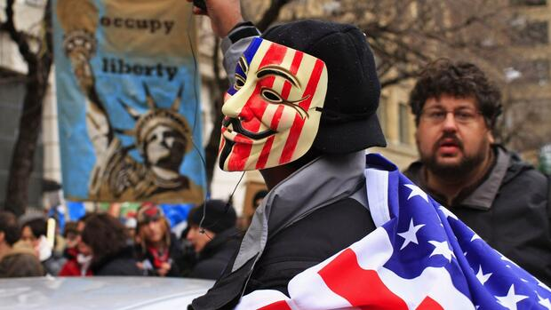 Occupy Wall Street Quelle: REUTERS