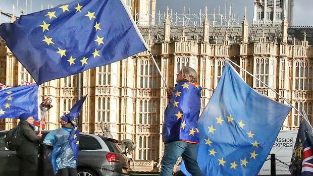 Großbritannien könnte Brexit noch stoppen, meint ein EuGH-Gutachter Quelle: AP