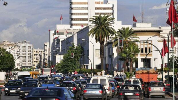 Rabat Quelle: dpa Picture-Alliance