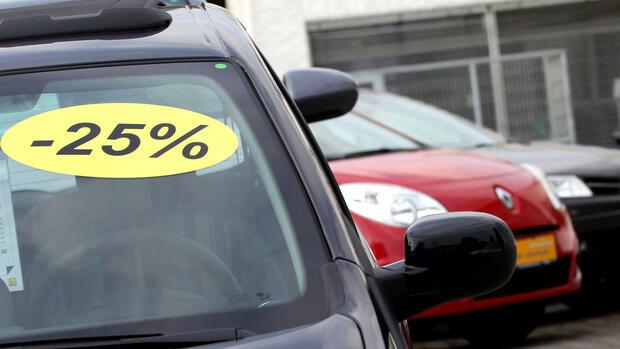 Autohandel In Deutschland Wir Bekommen Amerikanische Verhältnisse
