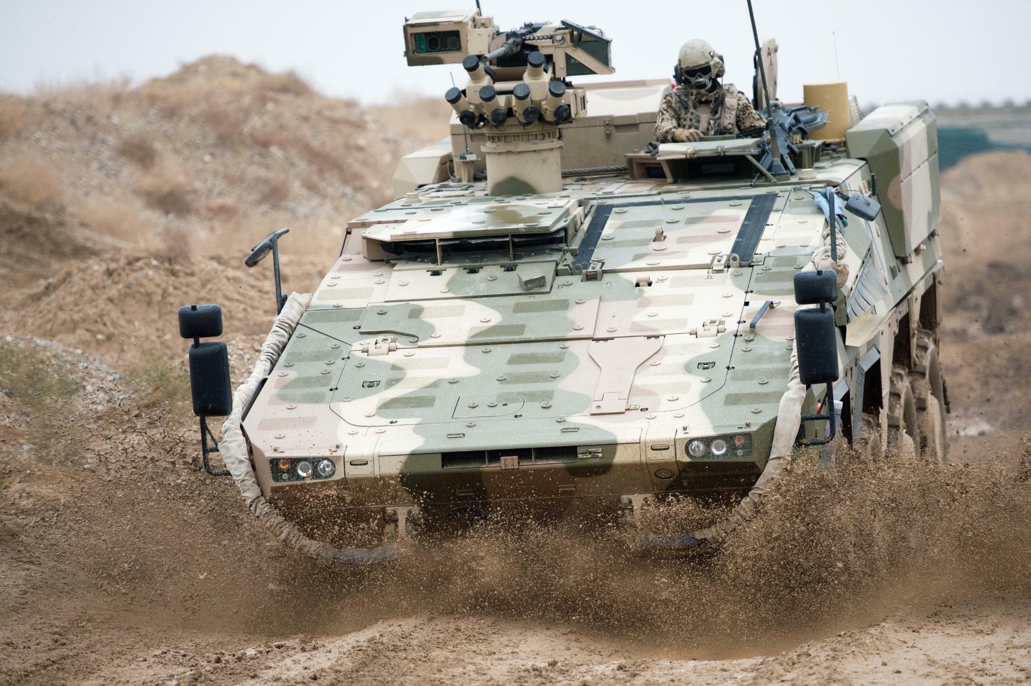 Rüstungskonzerne: Großbritannien ordert Panzer bei Rheinmetall und KMW für 2,6 Milliarden Euro