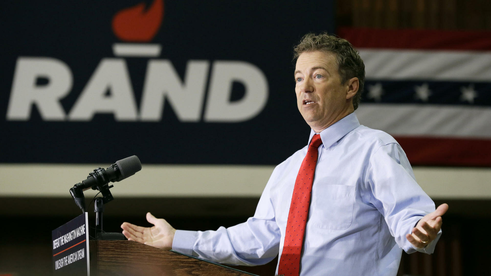 Rand Paul Quelle: AP