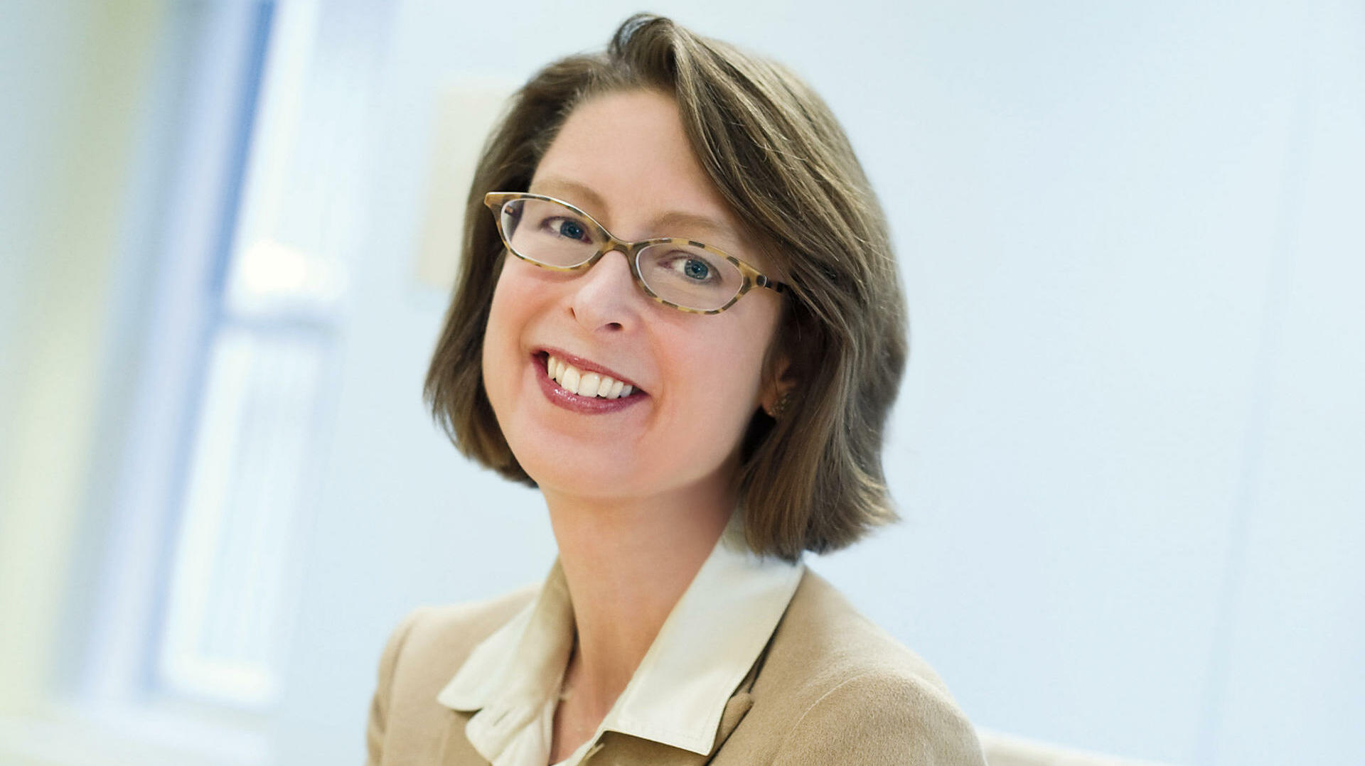 Abigail Johnson Quelle: AP