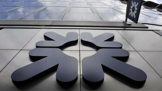 Logo der Royal Bank of Scotland Quelle: dpa