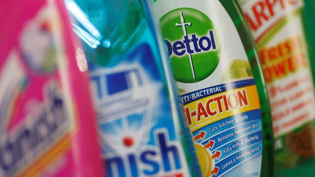 Reckitt verkauft Lebensmittelsparte in die USA