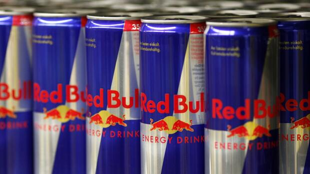 Red Bull Quelle: REUTERS