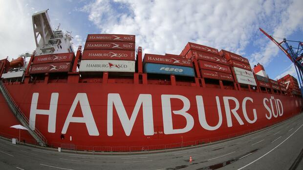 Hamburg Süd verkauft einen Teil seiner Schiffe