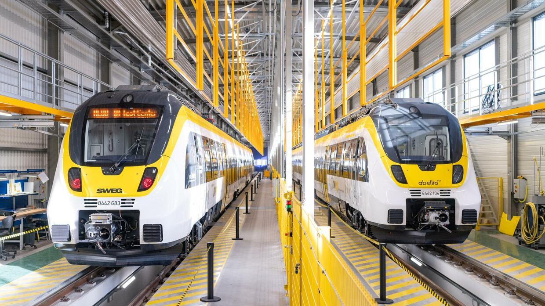 Alstom und Bombardier bekommen letzte Genehmigungen für Zug-Fusion