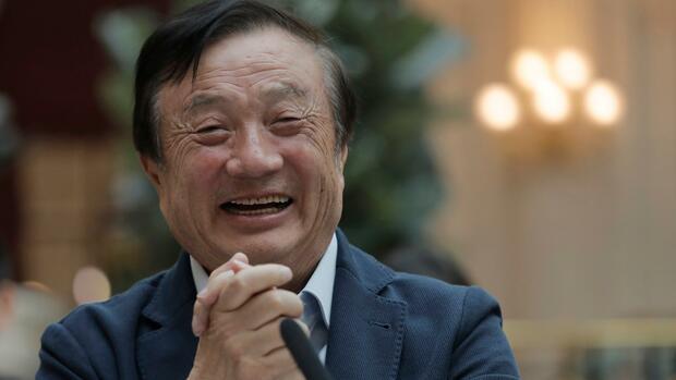 Huawei-Gründer wehrt sich gegen Spionagevorwürfe