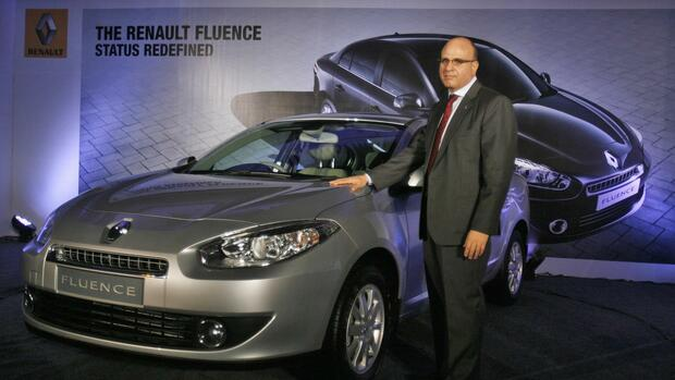 Renault Fluence Quelle: REUTERS