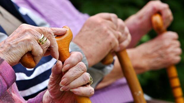 Rente: Bezugsdauer ist in Deutschland angestiegen