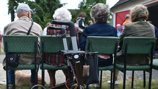 Bezüge: Renten steigen um mehr als drei Prozent
