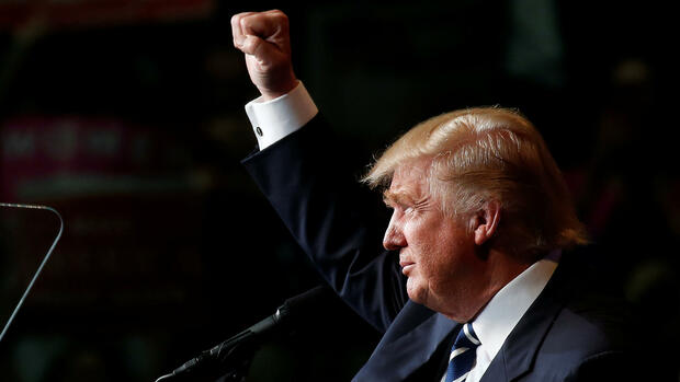 Donald Trump Quelle: REUTERS
