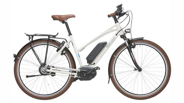Riese & Müller Cruiser Mixte City
