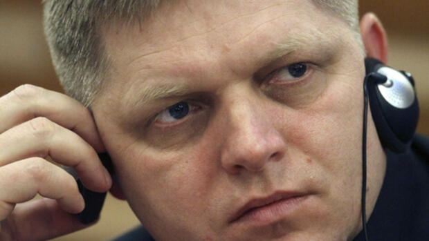Robert Fico, Quelle: REUTERS