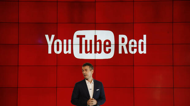 YouTube-Manager Robert Kyncl hat gestern in Los Angeles den Video-Bezahldienst
