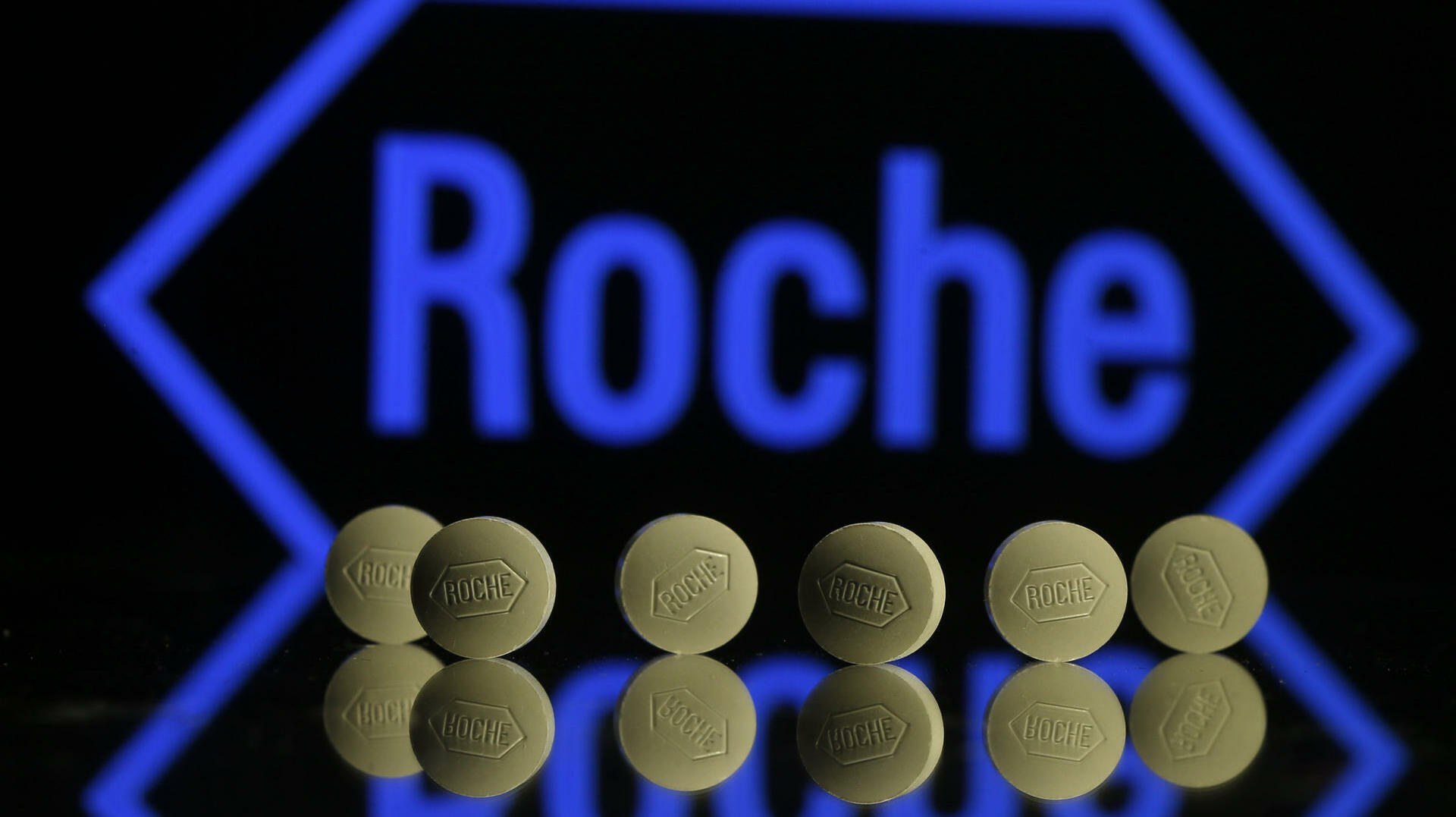 Roche Quelle: REUTERS