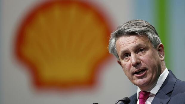 Ben van Beurden, CEO von Royal Dutch Shell Quelle: REUTERS