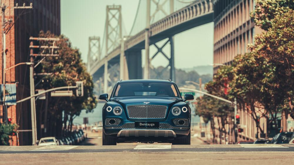 Bentley Bentayga Hybrid Quelle: Bentley Motors Limited