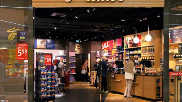 Kaffeeketten tchibo startet barista offensive Depot filialen hamburg