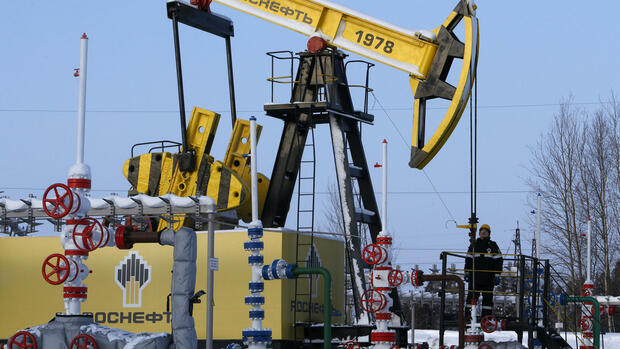 Russland: Rosneft Quelle: REUTERS