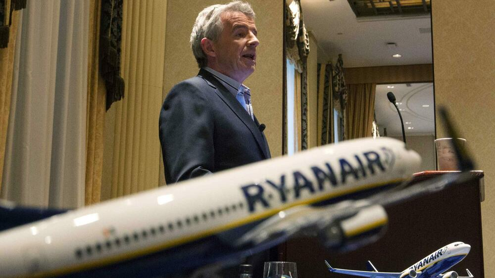 michael o 39 leary die ber hmten spr che des ryanair chefs. Black Bedroom Furniture Sets. Home Design Ideas