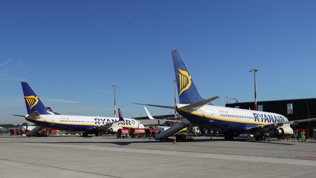 Ryanair legt trotz sinkender Ticketpreise zu