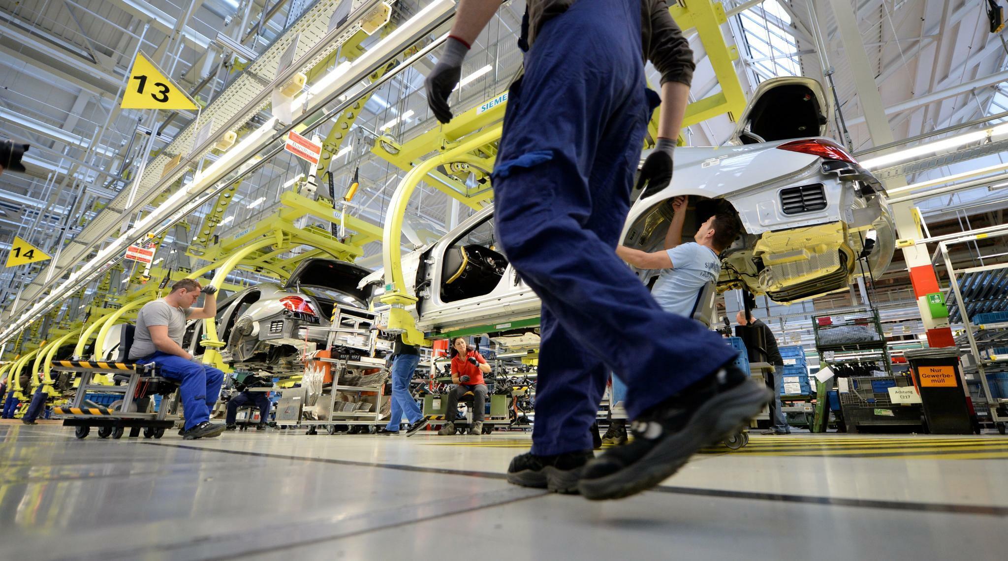 Arbeitgeberranking Der Süden hat die größte Weltkonzerndichte