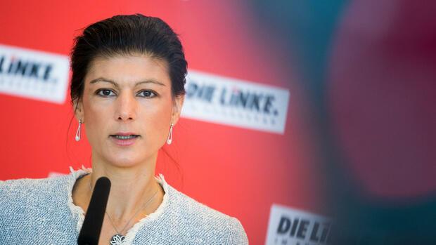 Parteikreise - Wagenknecht und Bartsch führen Linke in Wahl