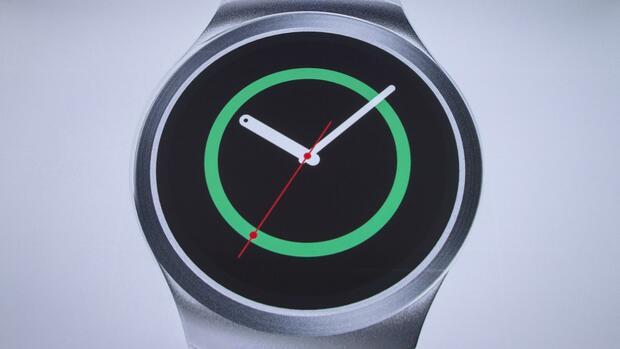 Samsung kündigt Smartwatch Gear2 an