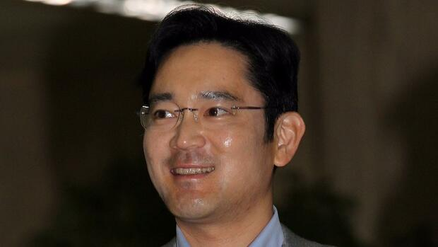 Samsung CEO Lee Jae-yong Quelle: dpa