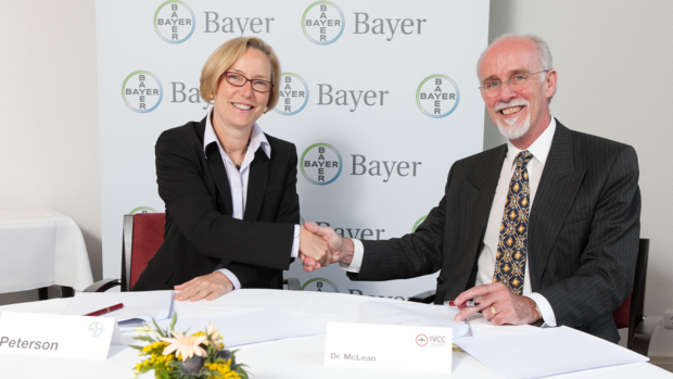 Platz 13: Sandra Peterson Quelle: Bayer CropScience AG