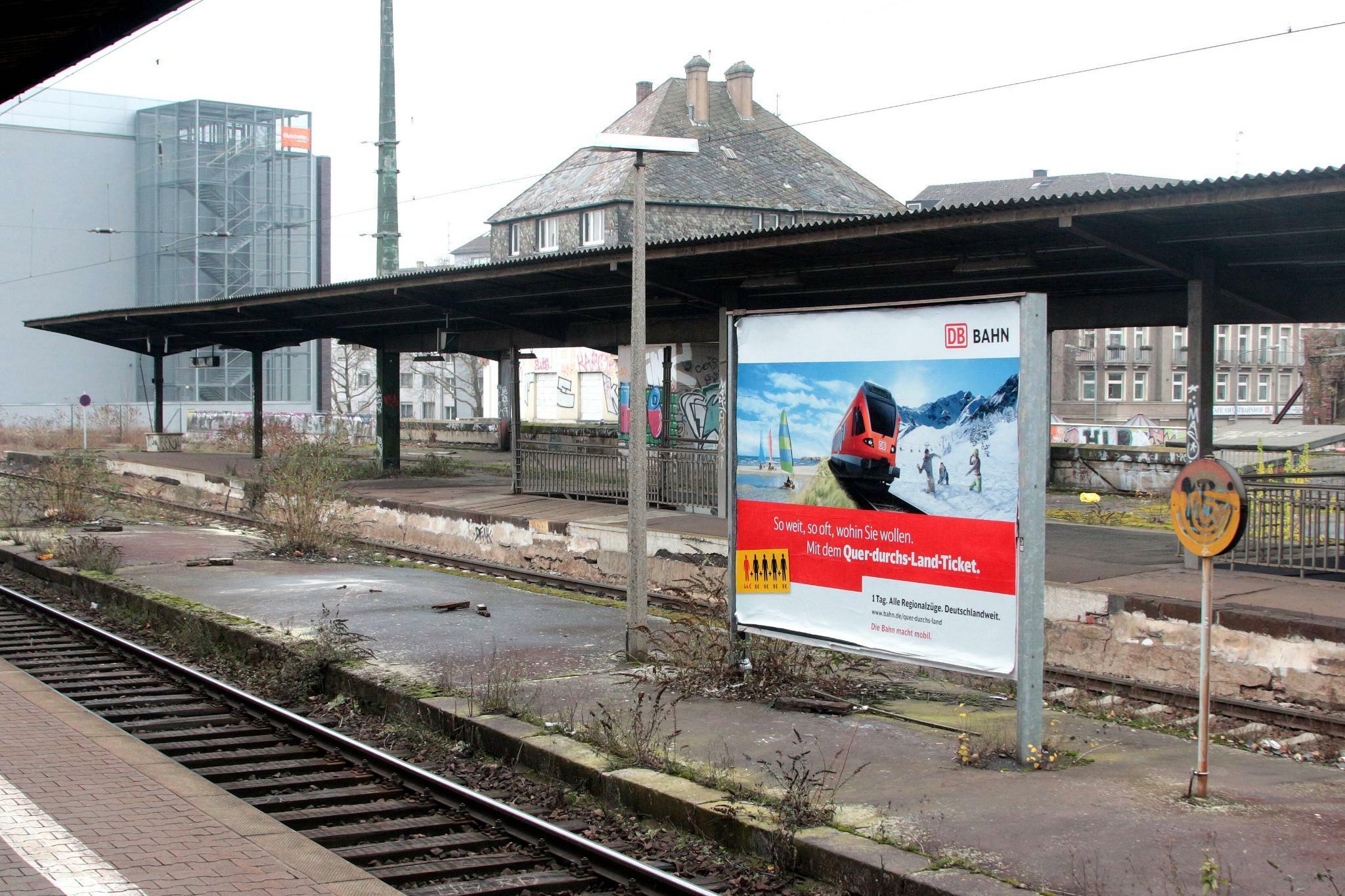 Verkehr: Bahn will 250 Millionen Euro mehr für Instandhaltung seiner Bahnhöfe ausgeben