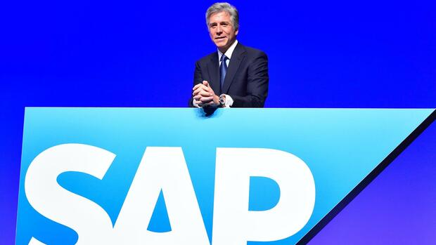 Der Vorstandssprecher des Softwarekonzerns SAP, Bill McDermott Quelle: dpa