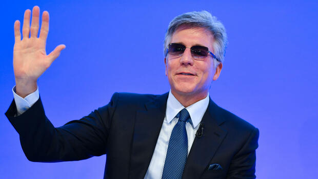 Der Vorstandssprecher des Softwareherstellers SAP, Bill McDermott. Quelle: dpa
