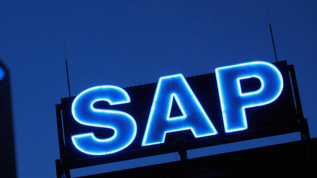 SAP muss an Oracle Quelle: dpa
