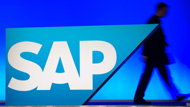 SAP Quelle: dpa