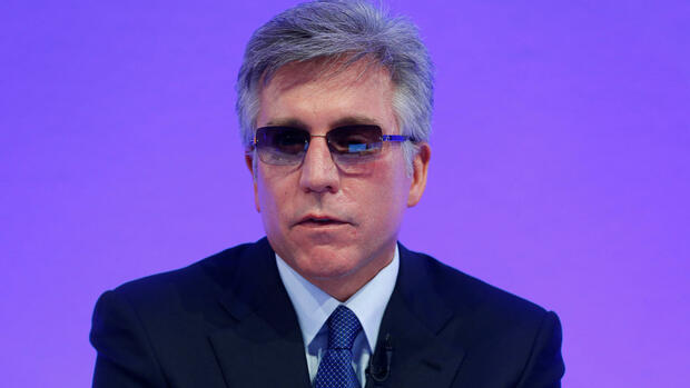 SAP-Vorstandschef Bill McDermott. Quelle: REUTERS