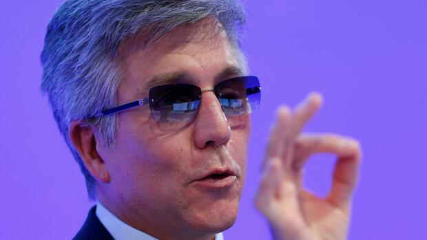 Bill McDermott Quelle: REUTERS