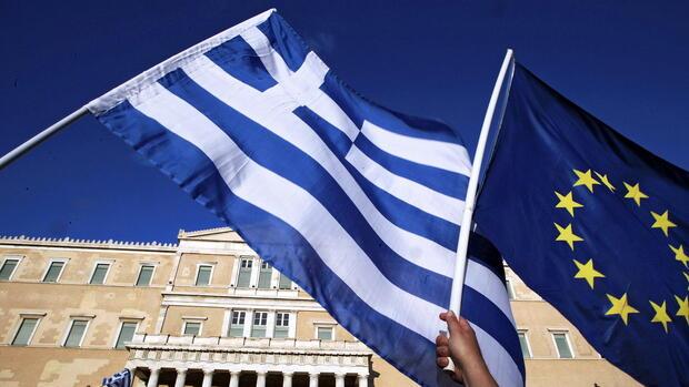Einigung: Neue Kredite für Griechenland