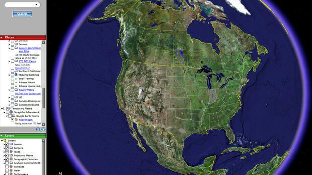 Google Earth Quelle: dpa/dpaweb
